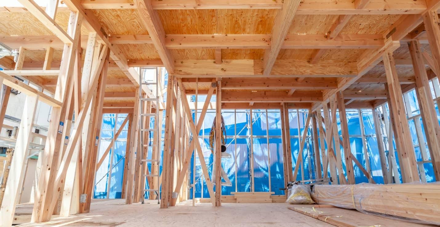 信頼できる工務店やビルダーと話し合いながら家を建てたい