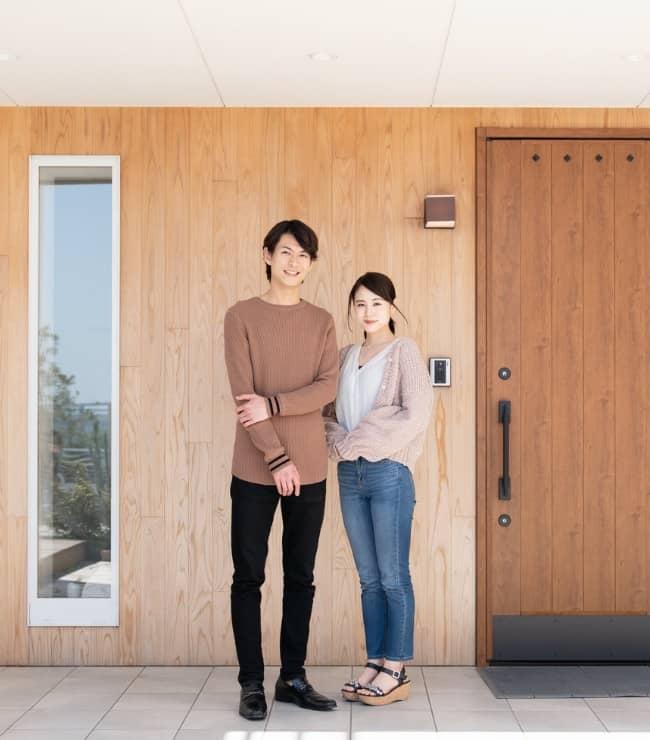 愛を育む理想の家へ